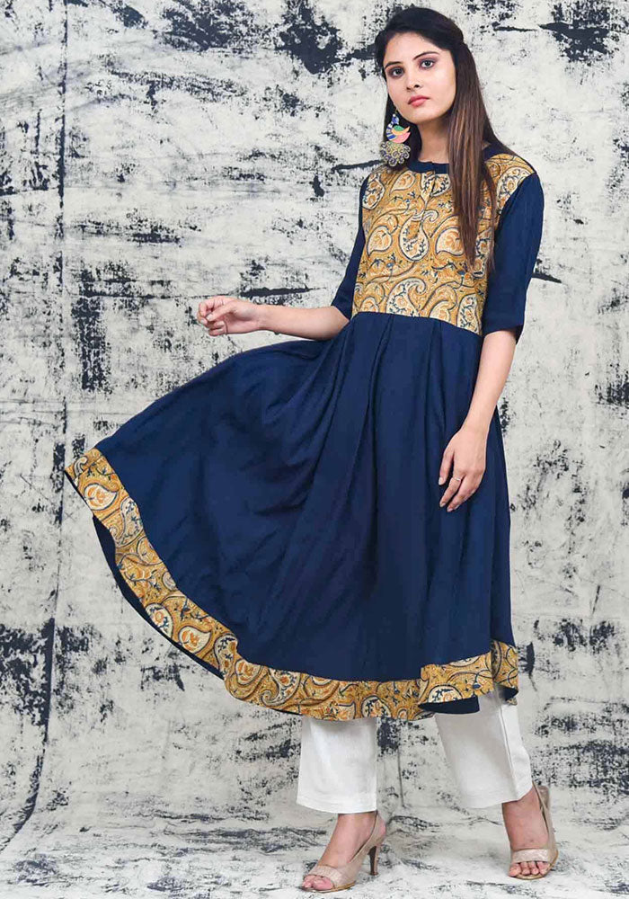 buy-hand-painted-kurti-designer-kurti-collection-kurta-for-women-cotton-kurtis-online