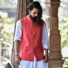 Nehru-Pink-Ethnic-Jacket-for-Wedding-Online