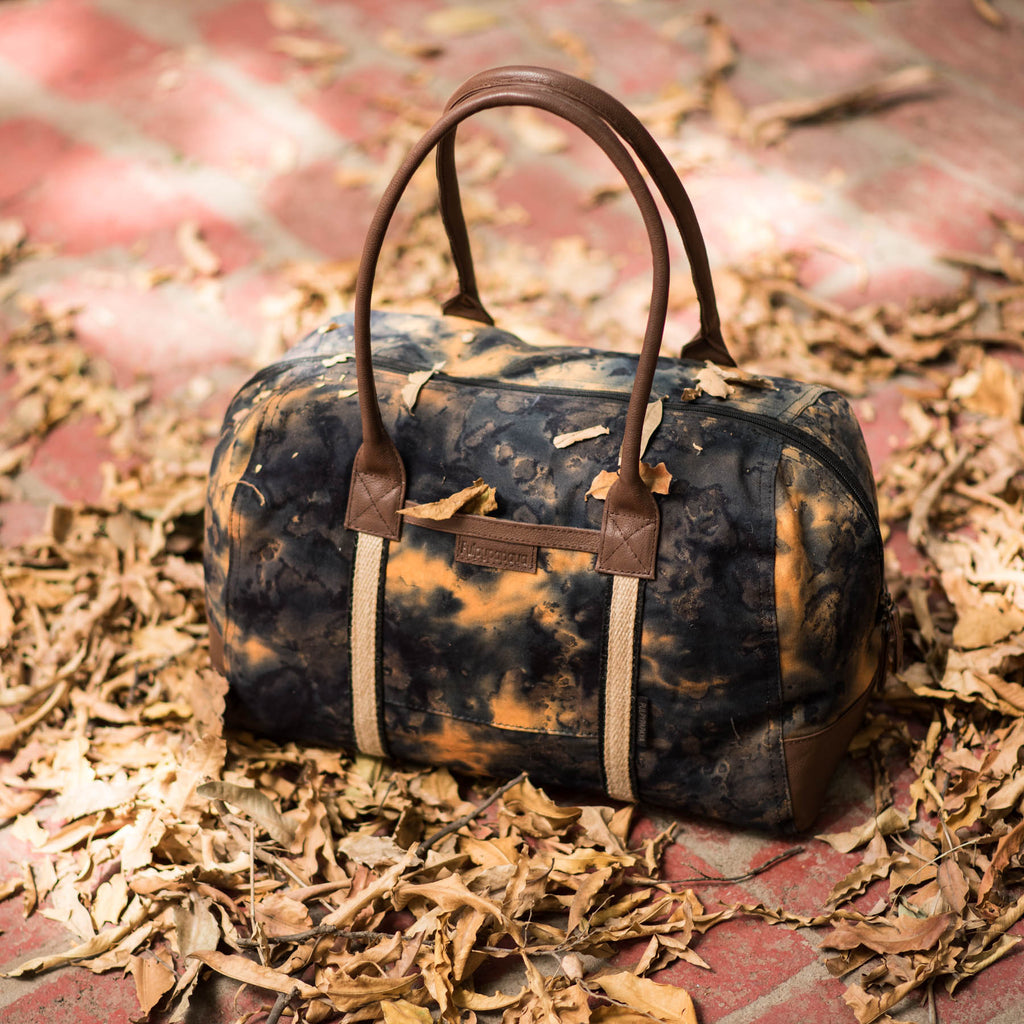 Country Rust Weekender Bag