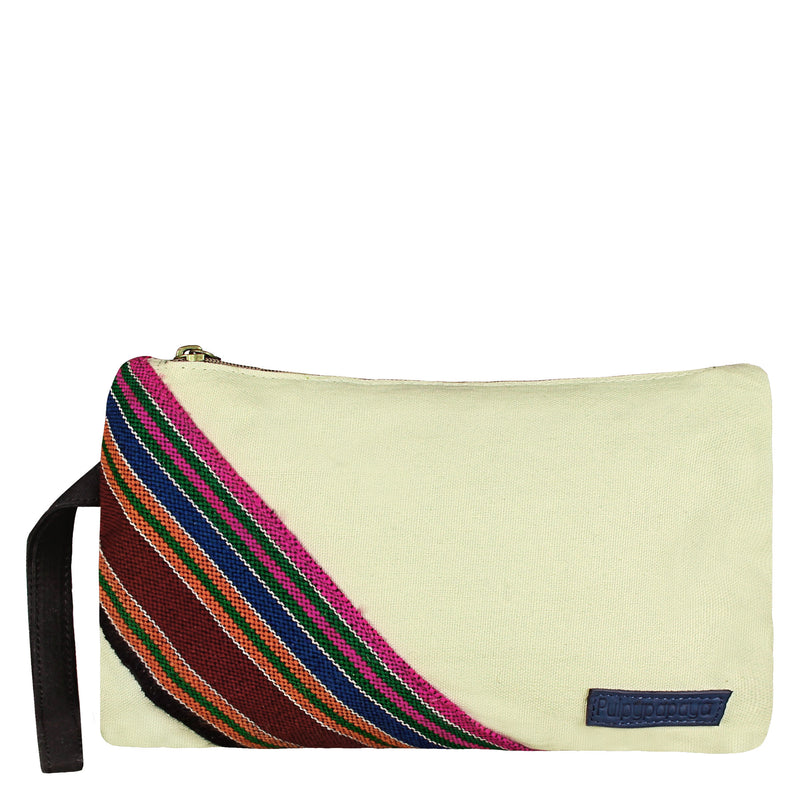 buy trendy female single zip wallet purses mobile bag online in india handmade by crafinno.com