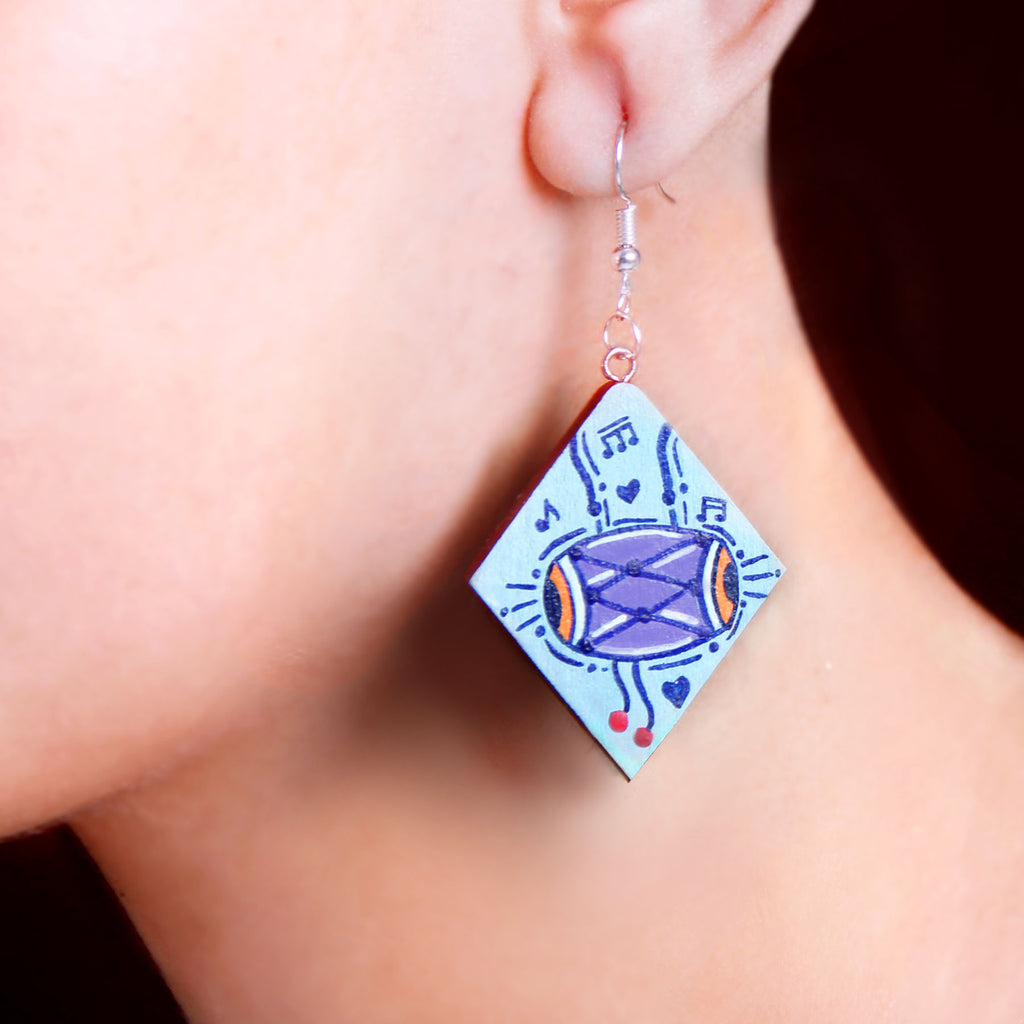 Dholak Muse Earring
