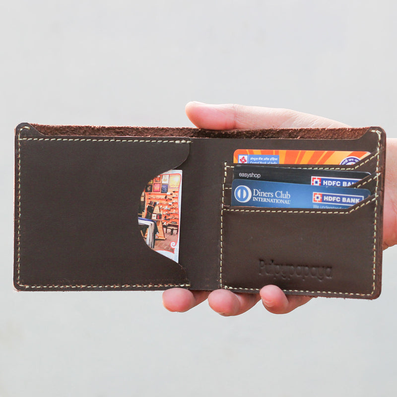 Disky Horns Mens Wallet
