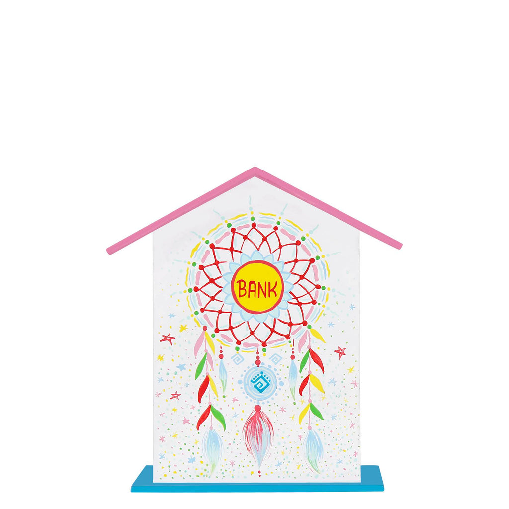 dream-catcher-wooden-piggy-banks-online-india