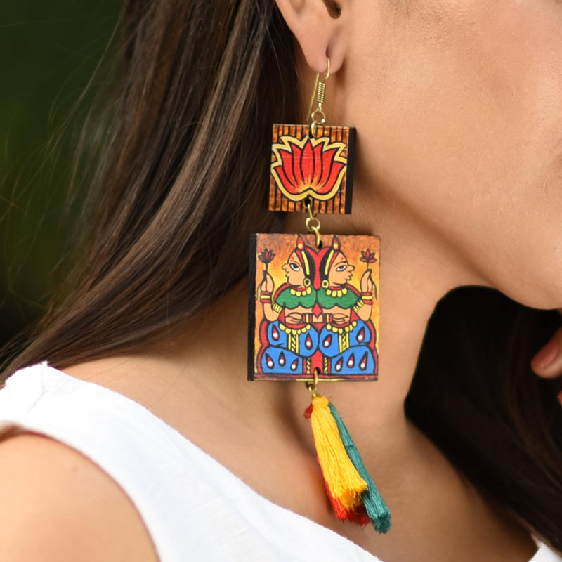 Empress Reflections Earring