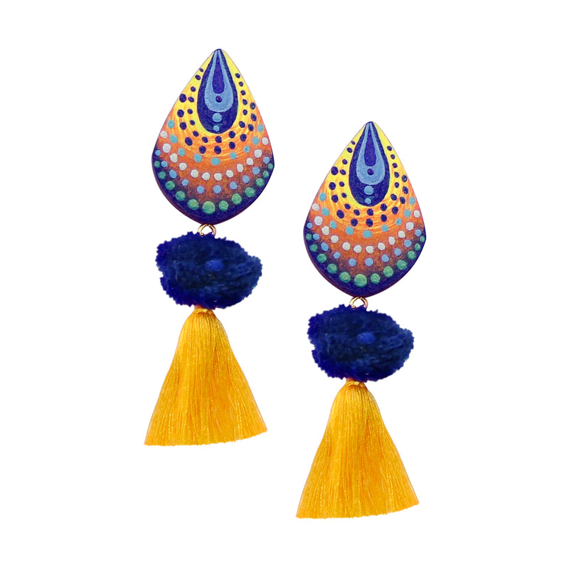 trending-feather-designer-earring-jewelery-online-uk