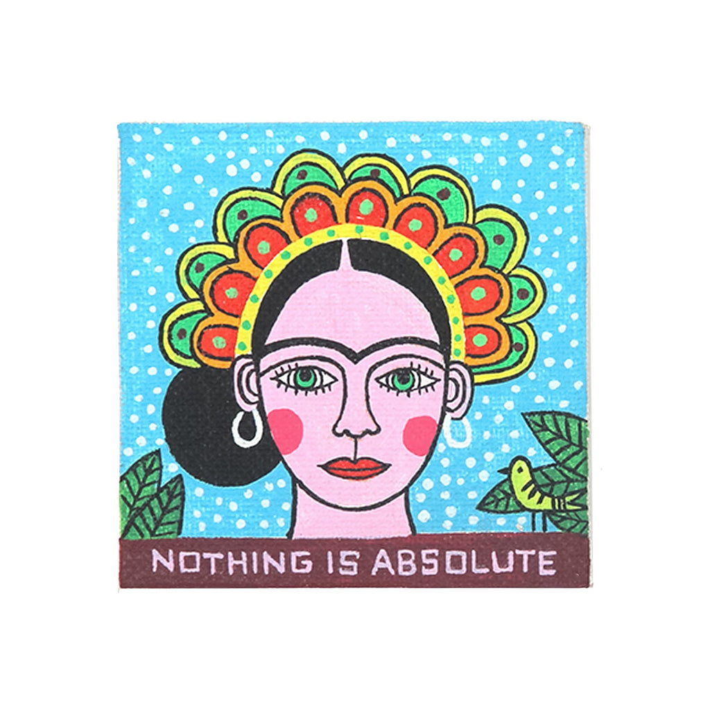 Frida Says Fridge Magnet
