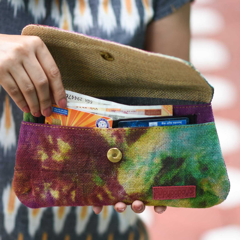 buy beautiful trendy fancy clutches for women girls Eco friendly handmade by crafinno.com