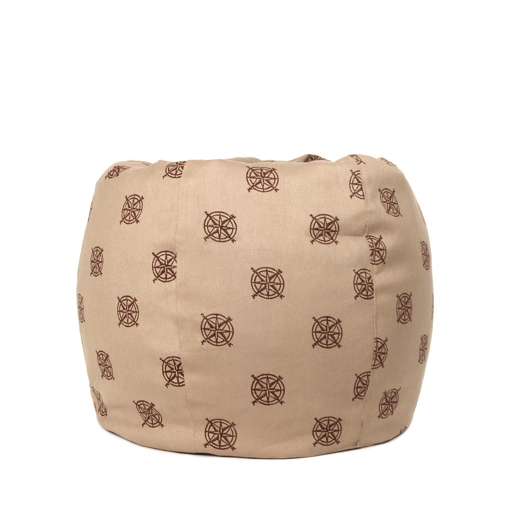 Sepia Travel Bean Bag Cover