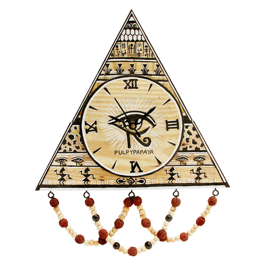 Egytian Eye Clock