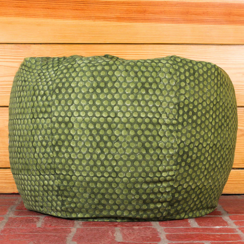 Garden Polka Bean Bag Cover