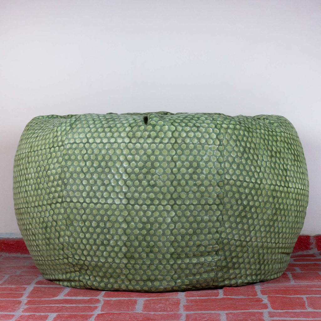Garden Polka Hillock Bean Bag Cover
