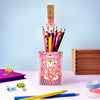 Ideal ganesha hand painted pen holder online buy pulpypapaya