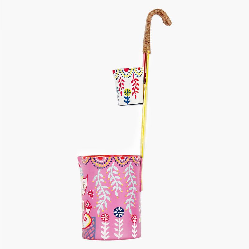 Pencil cup ideal ganesha handcrafted pen holder online buy pulpypapaya
