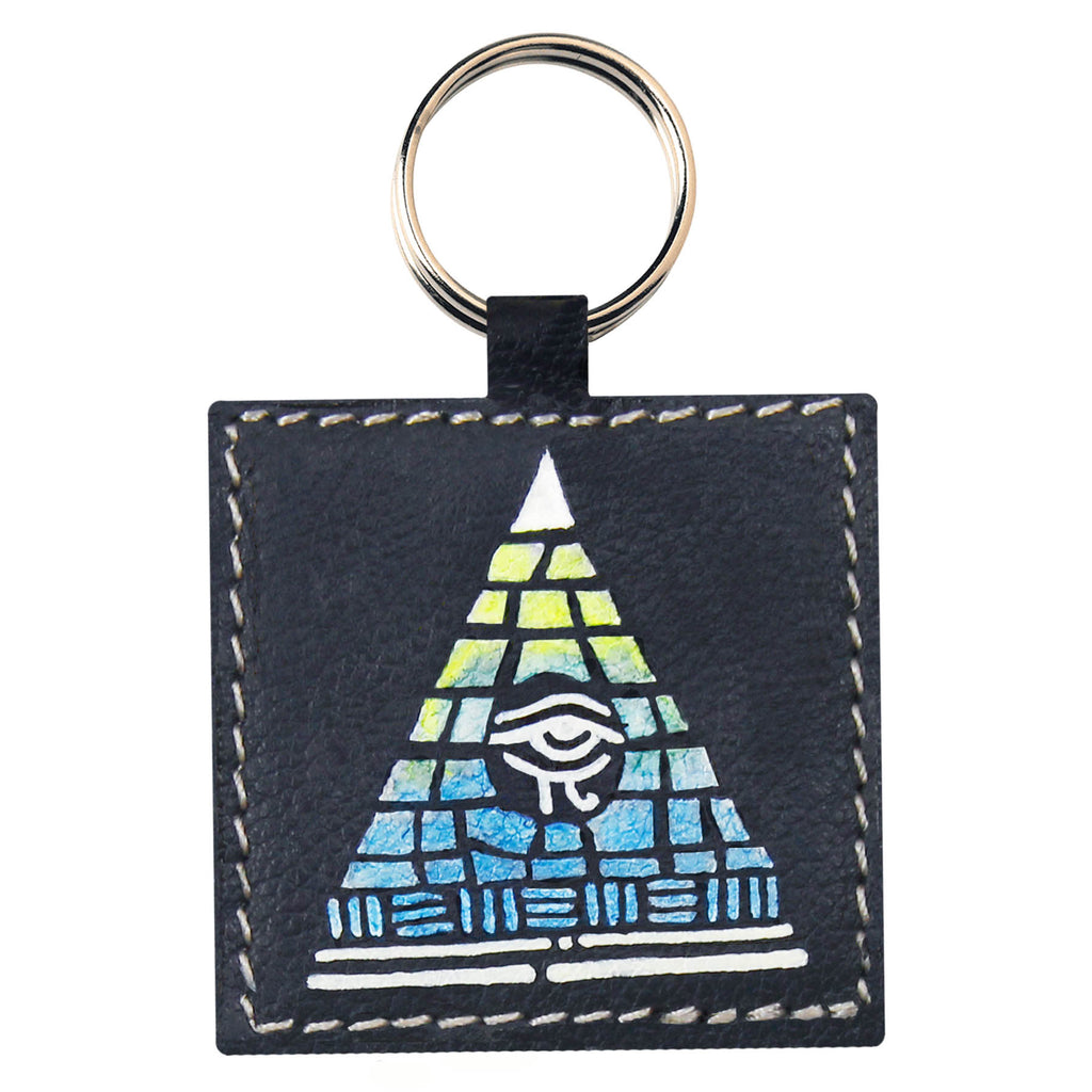Iluminati Key Chain