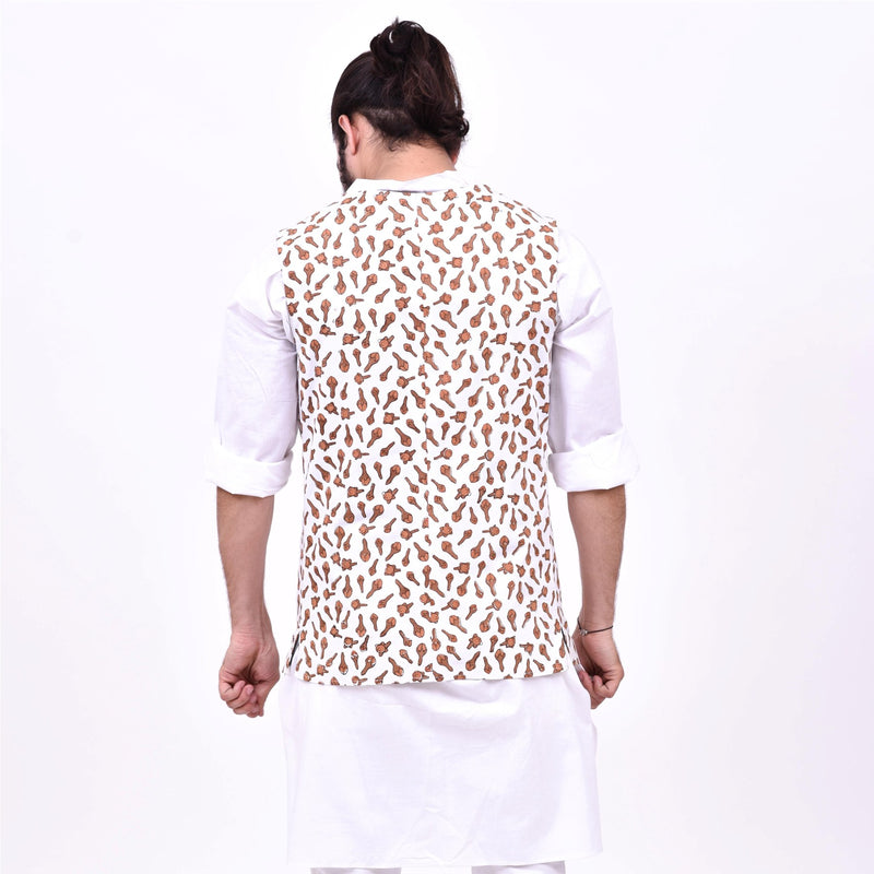 clove-motif-block-printed-designer-waist-coat-online-for-male