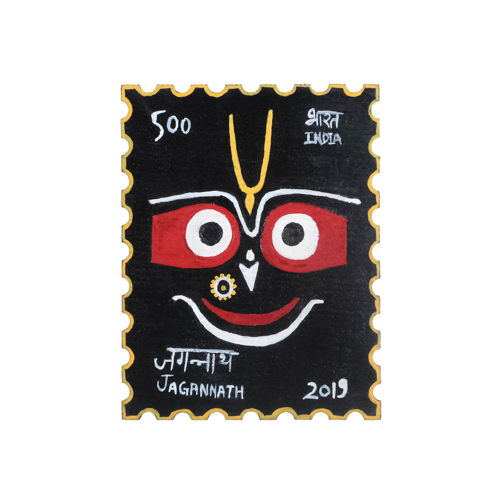 Jagannath Fridge Magnet