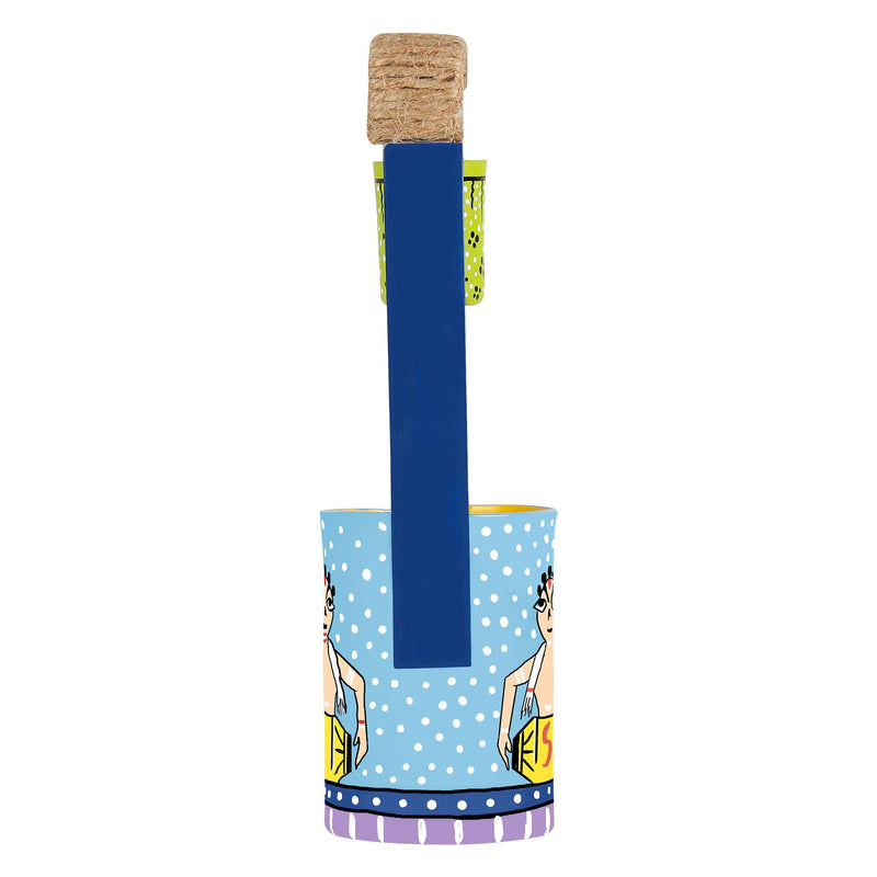 Buy pen holder online kaalighat hand painted desc accessories pulpypapaya