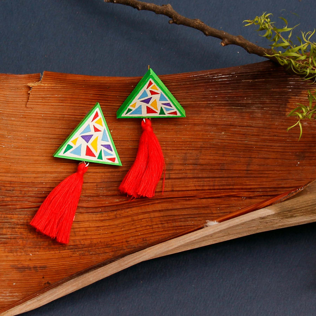 buy-wooden-stud-earring-online-india-bangalore