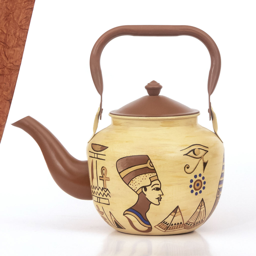 Giza Narrative Taj Kettle