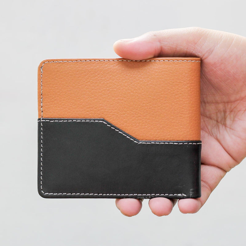Barnacle Dual Tone Mens Wallet