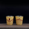 Mandna Charm Tiny Glasses Set of 2