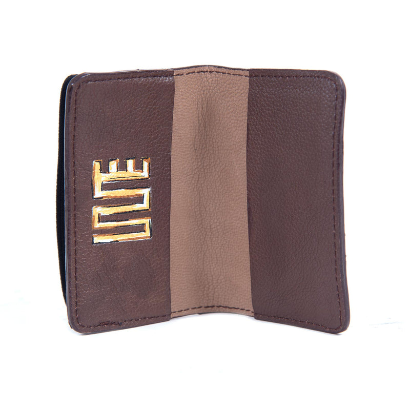 Mayan Zeal Card Holder