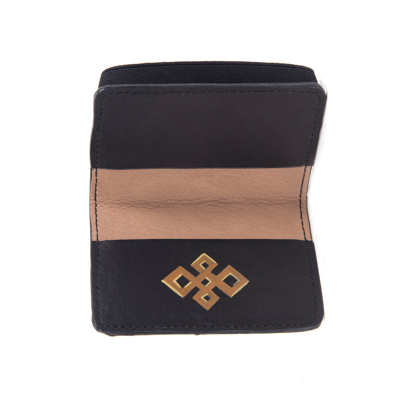 Endless Knot Card Holder