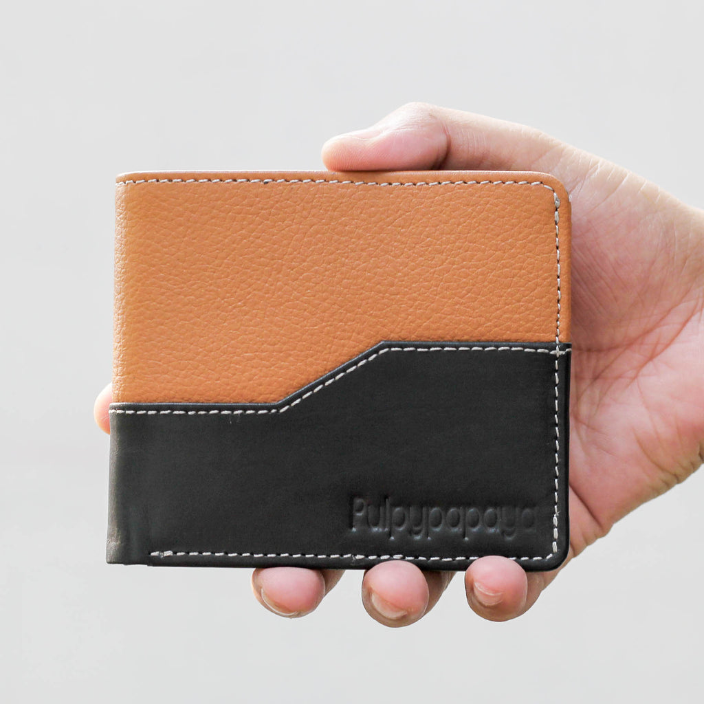 Mythos Dual Tone Mens Wallet