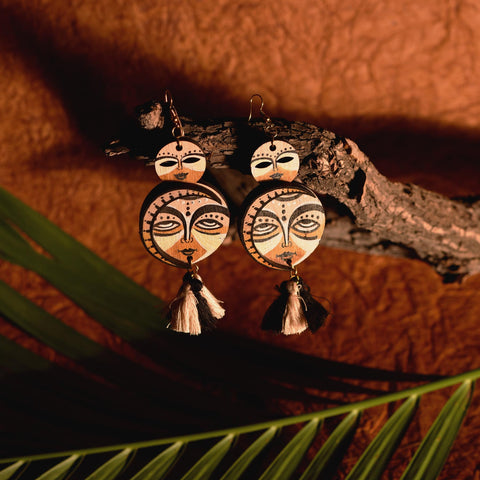 Jagannath Chants Earring