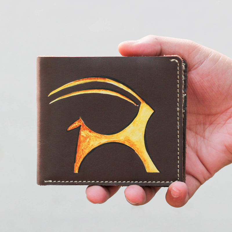 Clone Horns Mens Wallet
