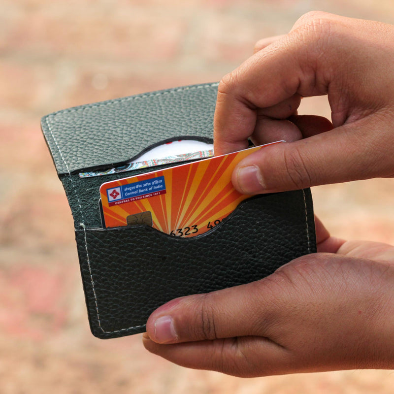Mayan Sway Card Holder