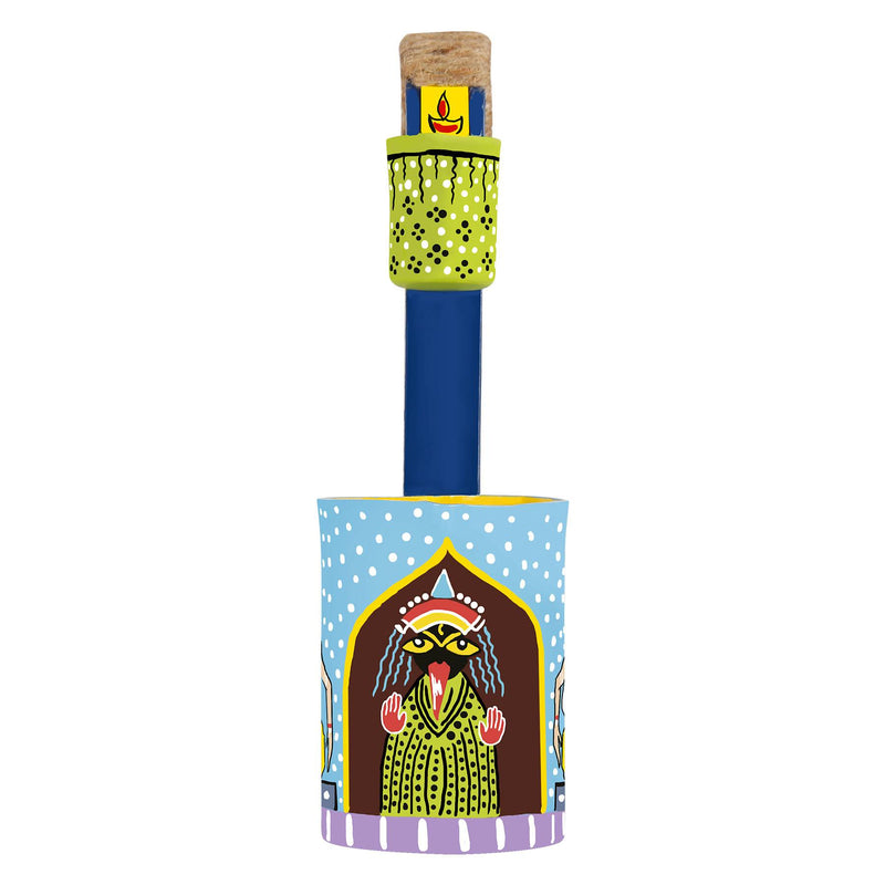 Kaalighat home décor pencil stand buy online pulpypapaya