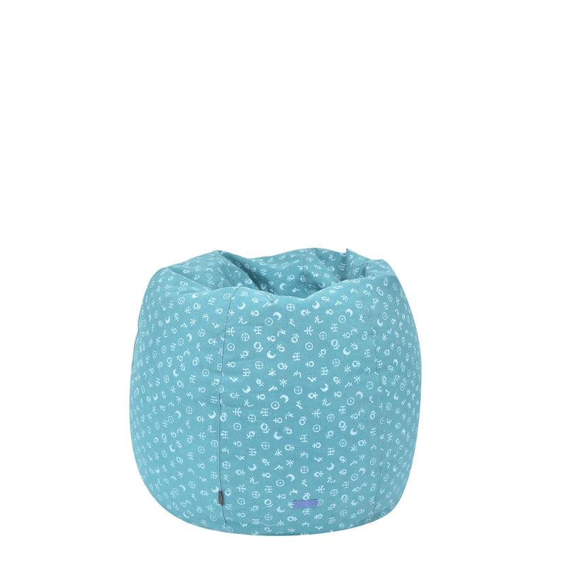 Cute-turquoise-bean-bag-online-shopping