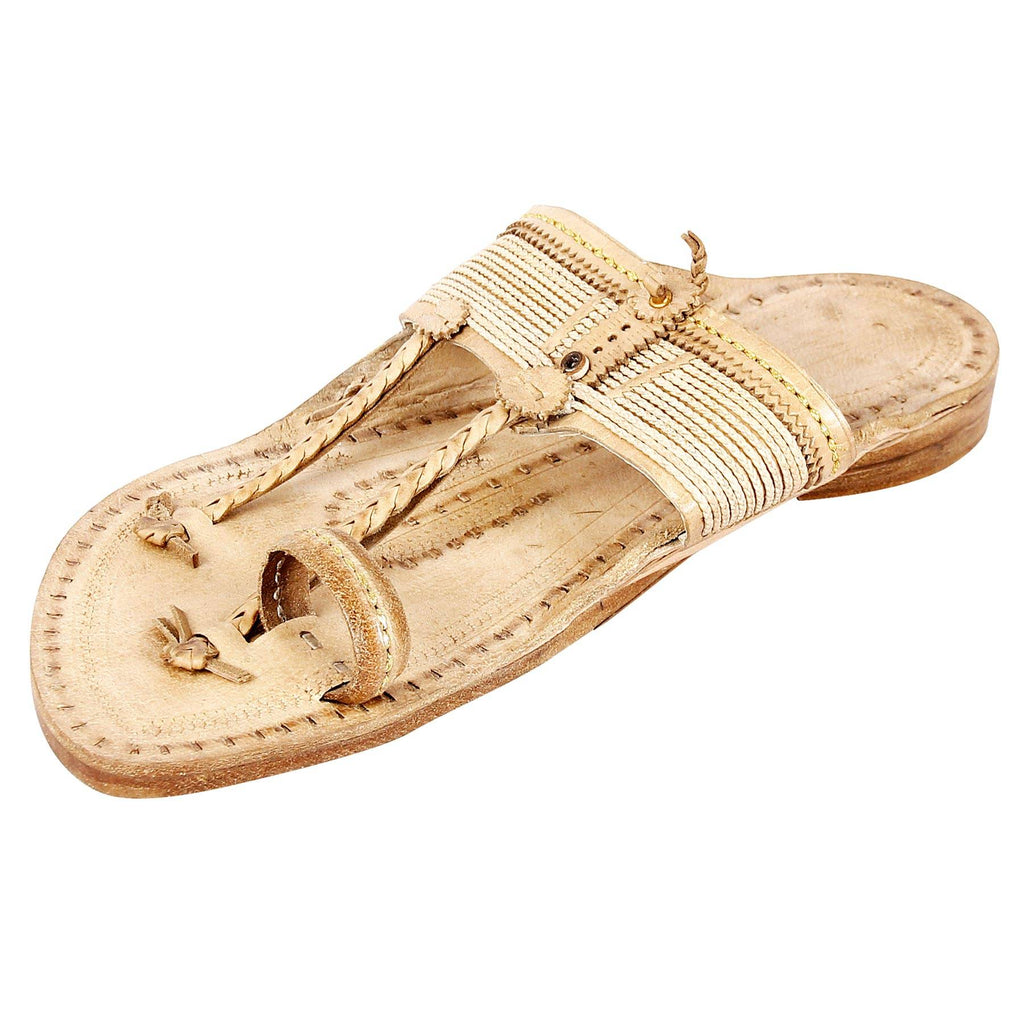 Royal Kapsi Kolhapuri Slipper
