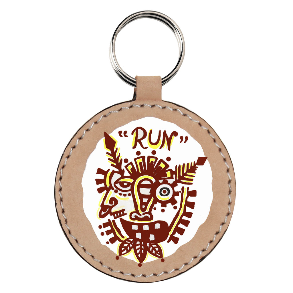 Run-O-Fun Key Chain