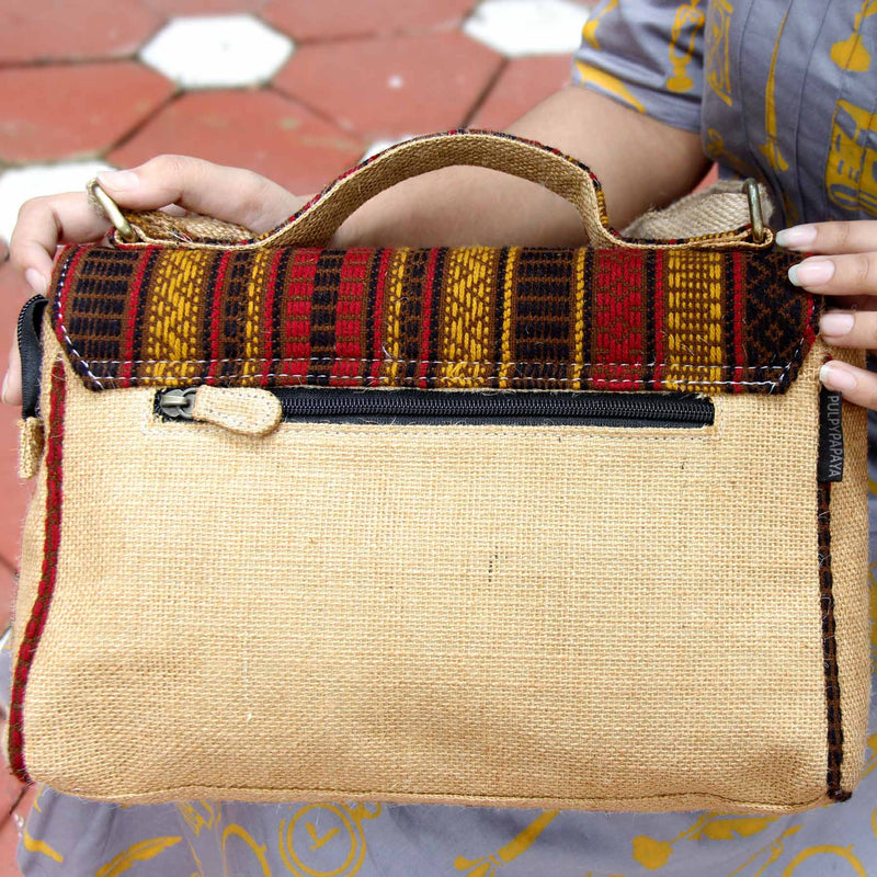 Kutch Regal Satchel
