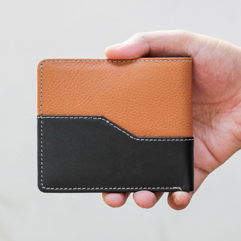 Chevy Dual Tone Mens Wallet
