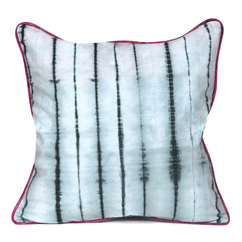 Smoky Grey Cushion Cover