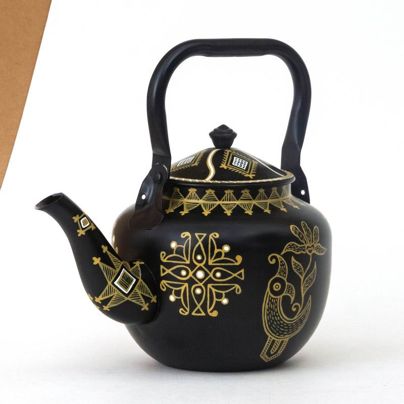 Coppery Mandana Taj Kettle