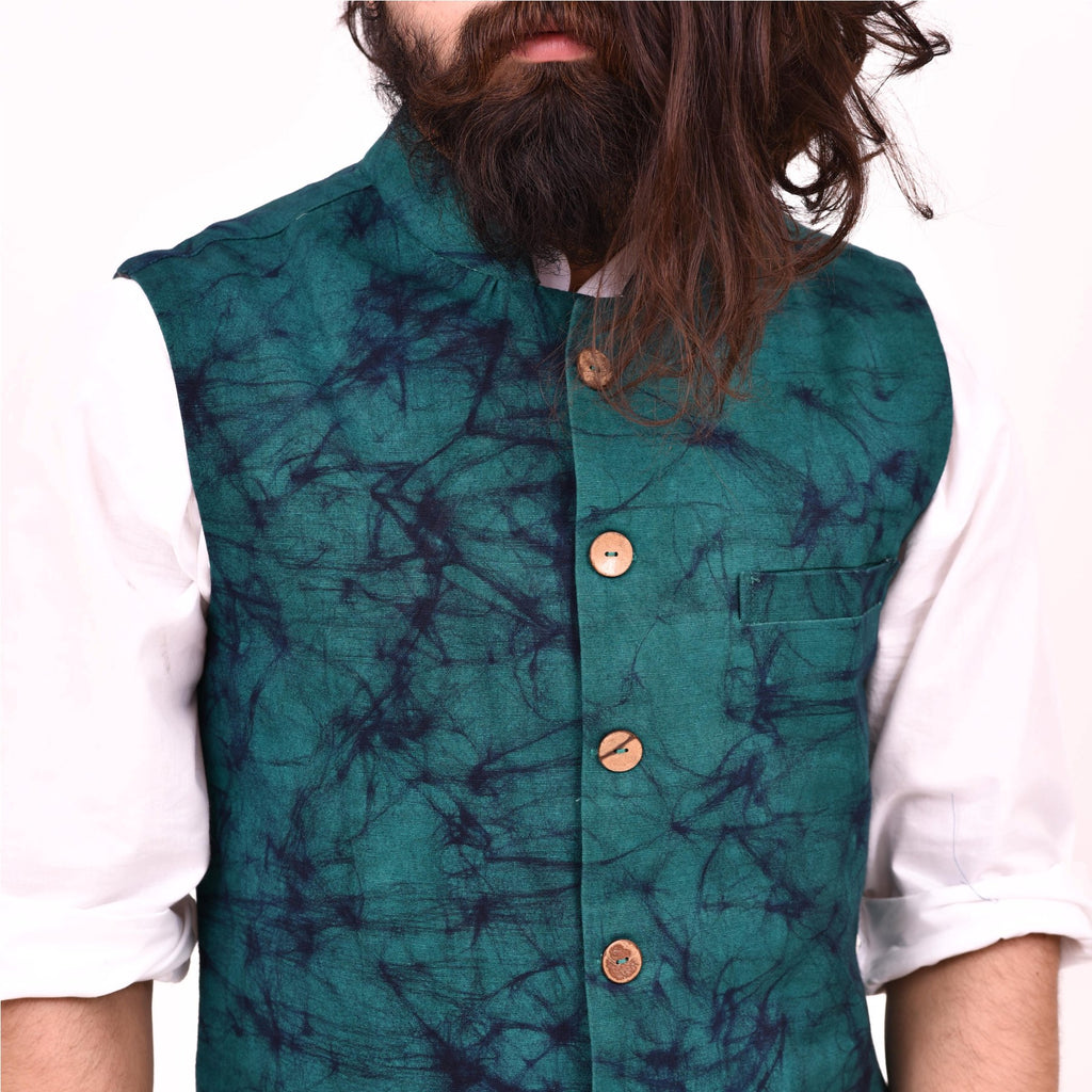 Ethnic-Designer-Nehru-Jacket-for-male-Indore