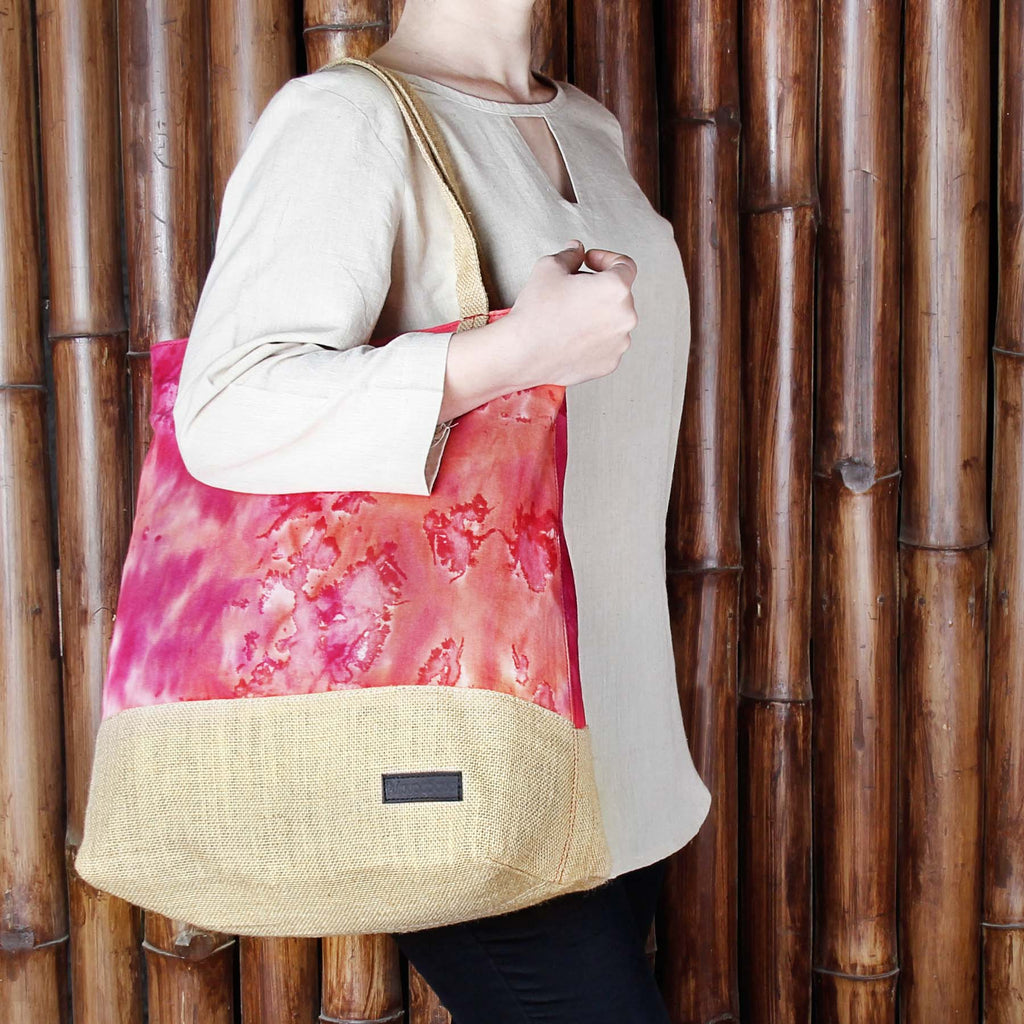 Ruby Stains Tote