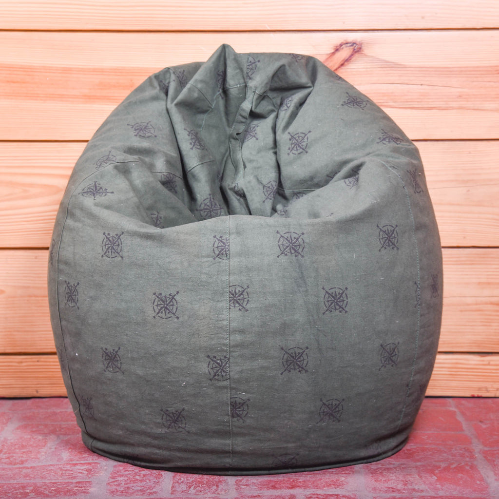 Travel Greens Bean Bag Cover