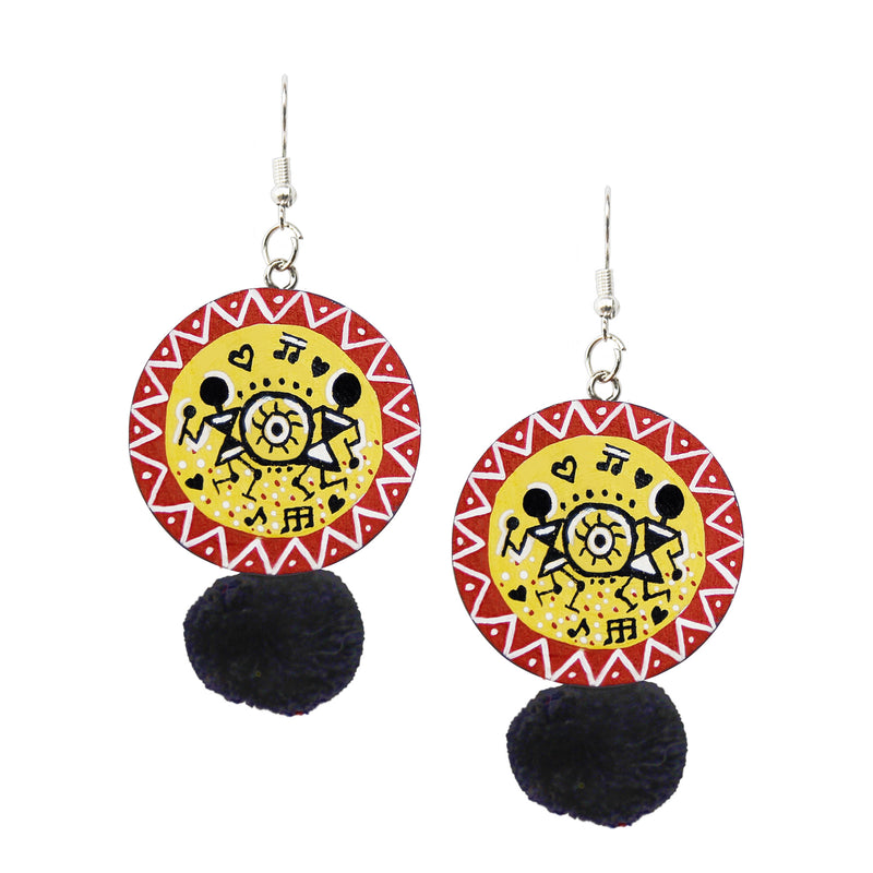buy-hand-painted-wooden-earrings-online-indian-fashion