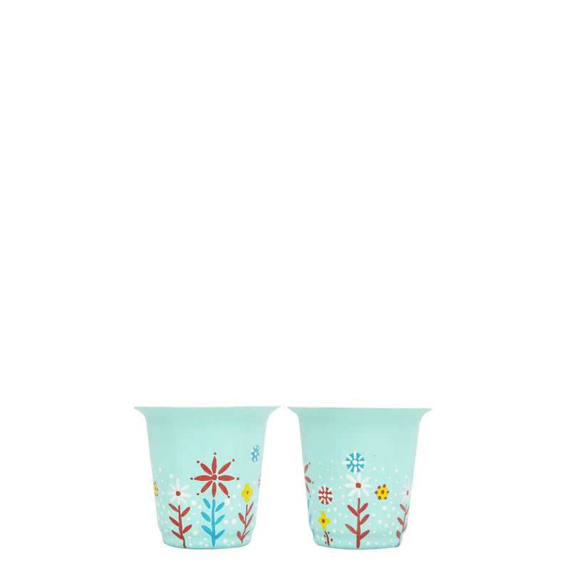 Winsome Owl Mini Glasses Set of 2