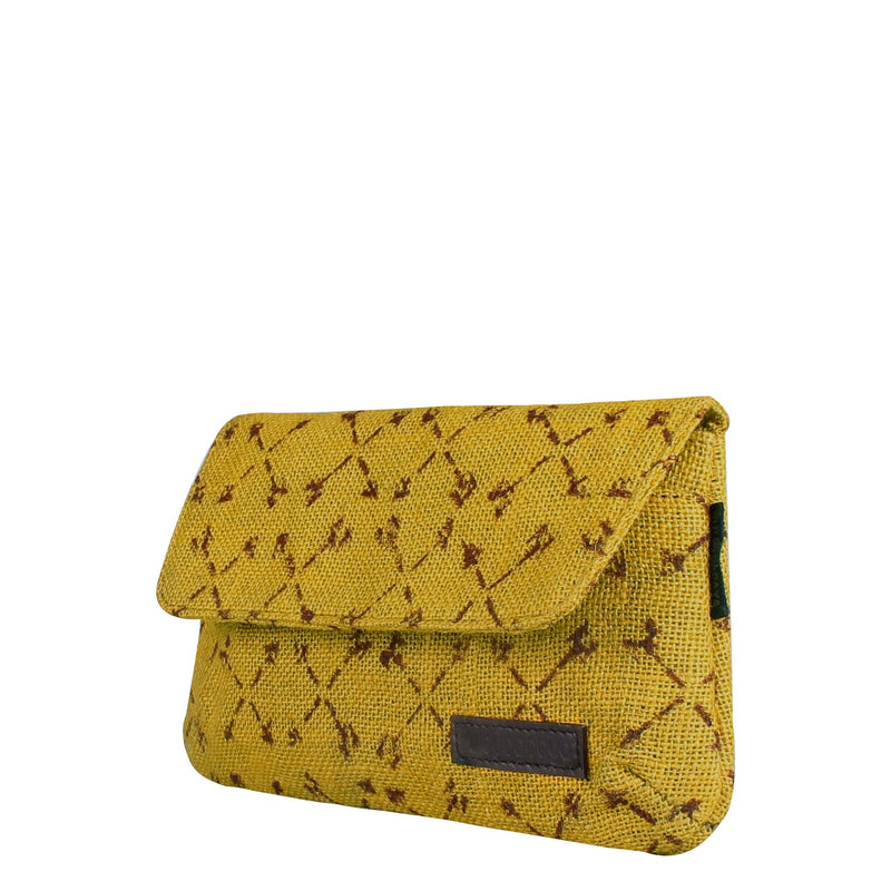 Yorky-Block-Printed-Eco-Friendly-Jute-Clutch 3