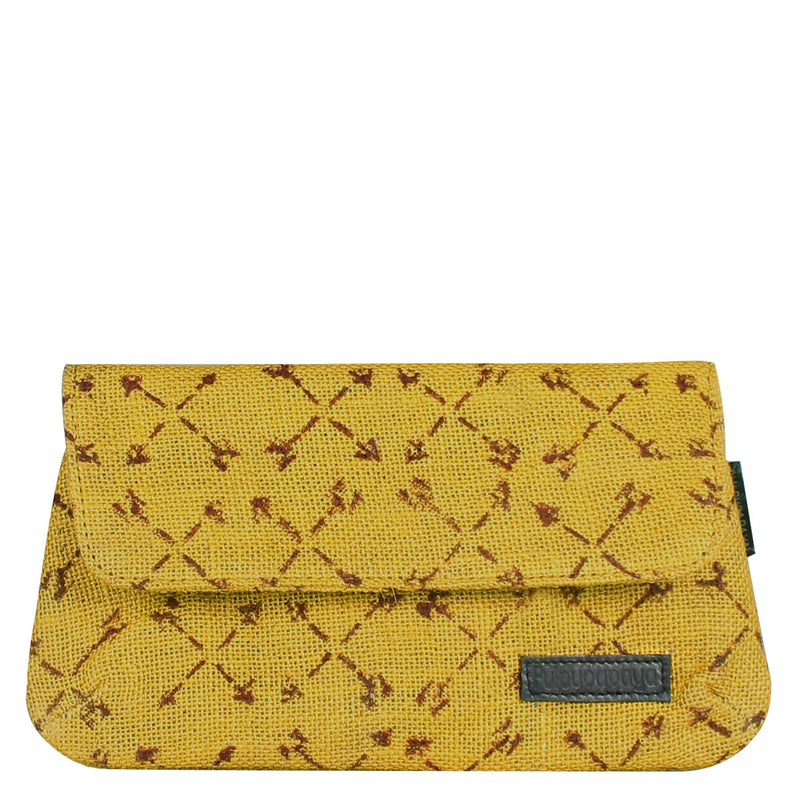 Yorky-Block-Printed-Eco-Friendly-Jute-Clutch 2