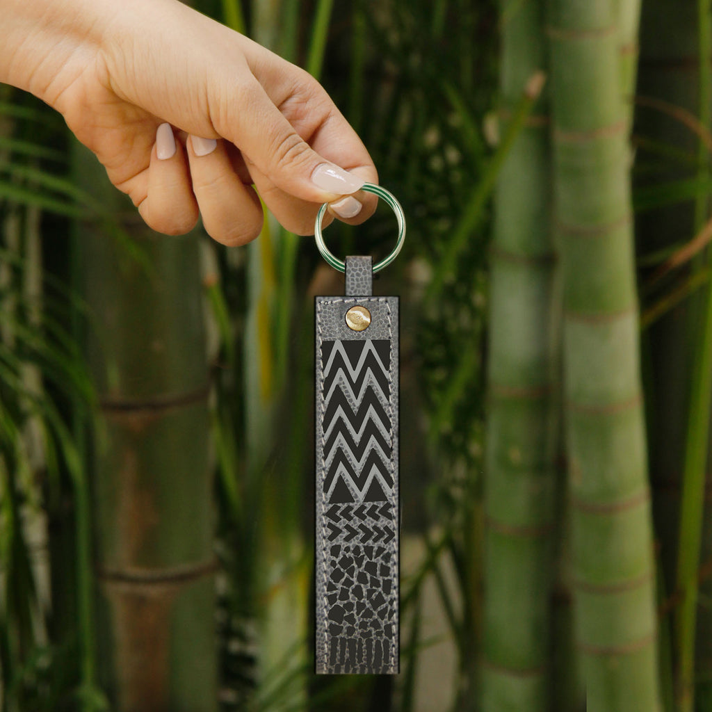 Ziggy Zag Key Chain