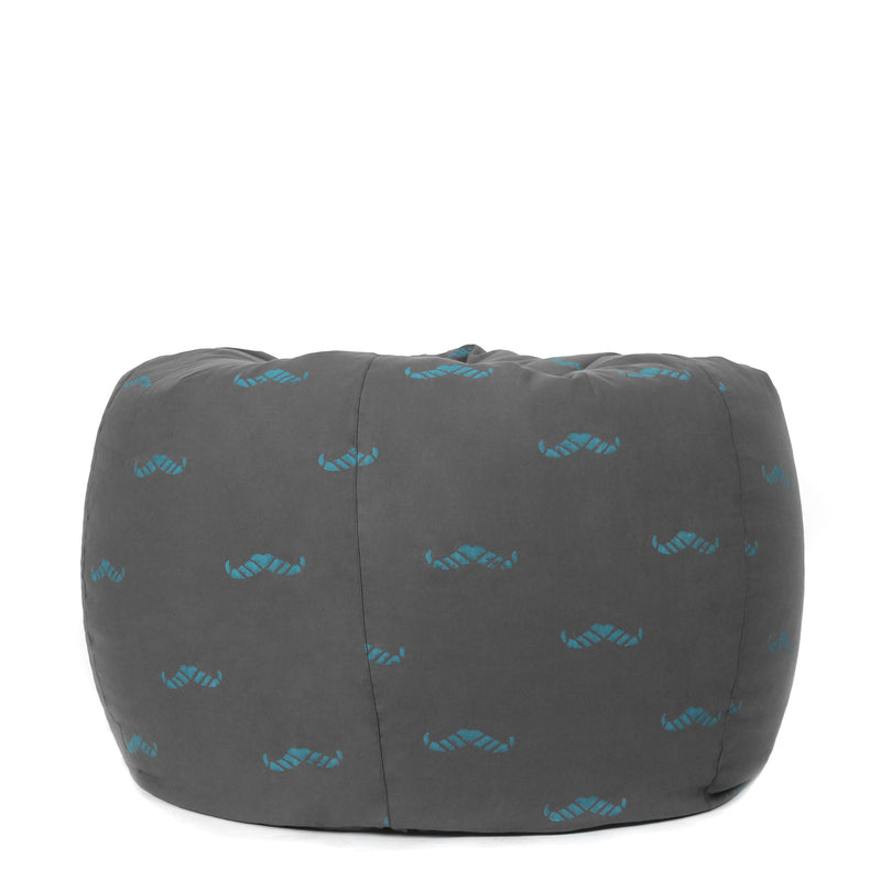 Moochy Blues Hillock Bean Bag Cover