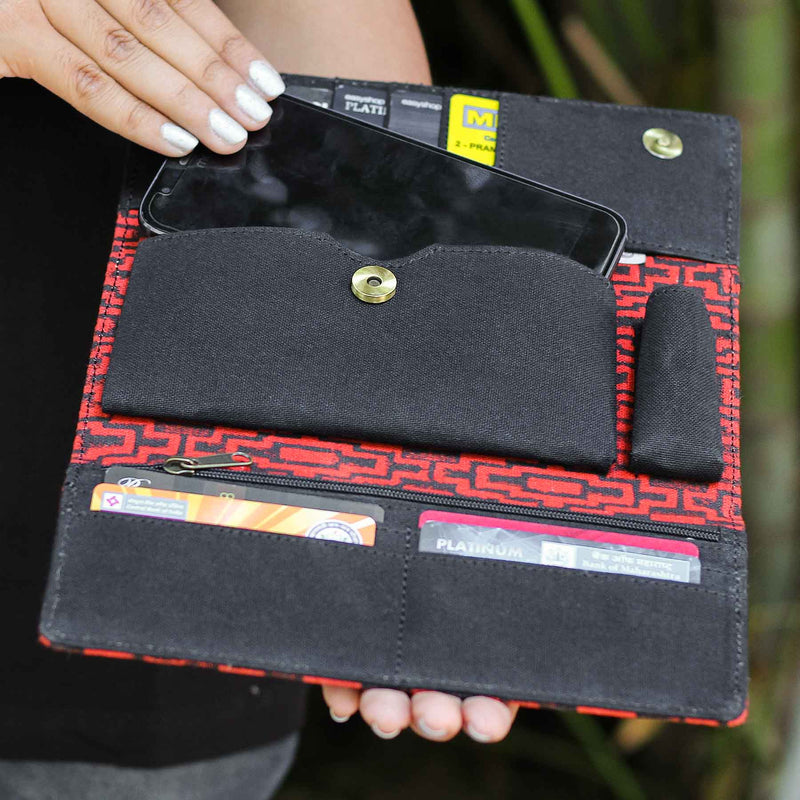 fancy girls women ladies wallets clutches bags online shopping for best clutches in india handmade by crafinno.com