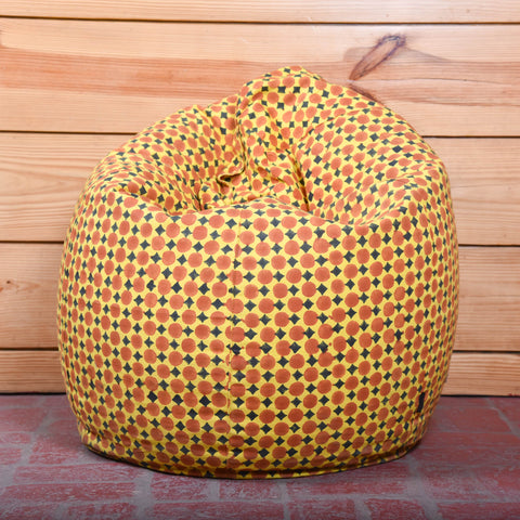 Rasta Bean Bag Cover